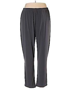 Slinky Brand Casual Pants Size 1X (Plus)