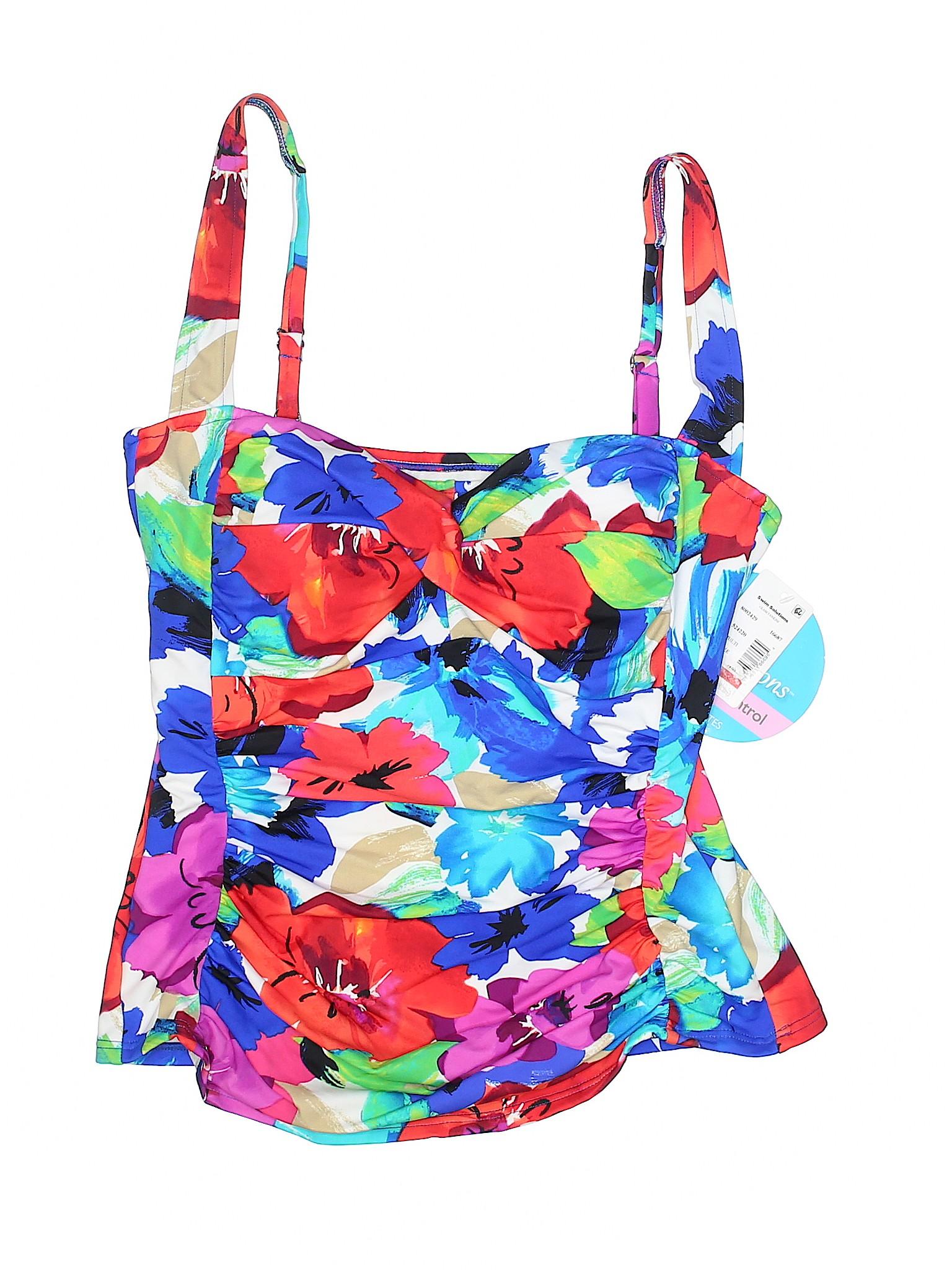 Swimsuit Top Solutions Boutique Swim Boutique Solutions Swimsuit Swim AxqXW0Yg