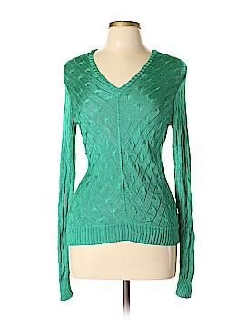 Ralph Lauren Black Label Silk Pullover Sweater Size L