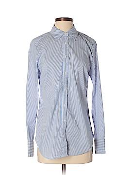 Premise Studio Long Sleeve Button-Down Shirt Size 6