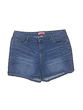 Max Jeans Denim Shorts Size 1X (Plus)