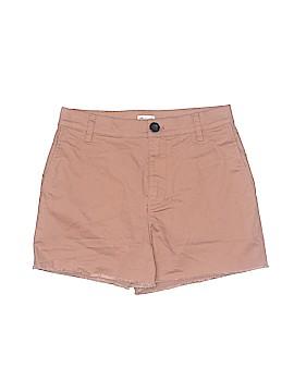 Madewell Khaki Shorts 24 Waist