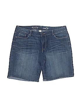 SONOMA life + style Denim Shorts Size 16