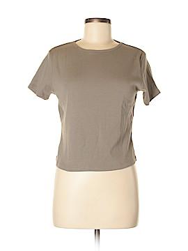 Evan Picone Short Sleeve T-Shirt Size M