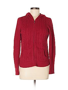 Ann Taylor Factory Zip Up Hoodie Size M (Petite)