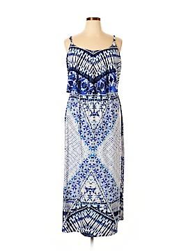 Bailey Blue Casual Dress Size XXL