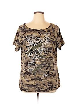 Venezia Short Sleeve T-Shirt Size 18 - 20 Plus (Plus)