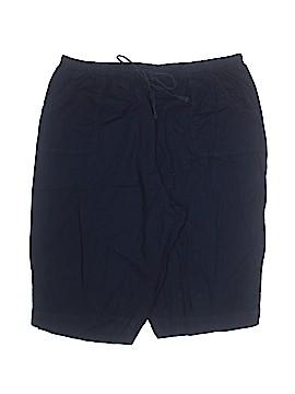 Fresh Produce Khaki Shorts Size 2X (Plus)
