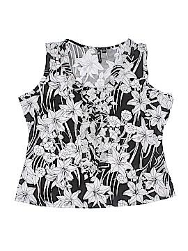 Milano Sleeveless Top Size 1X (Plus)