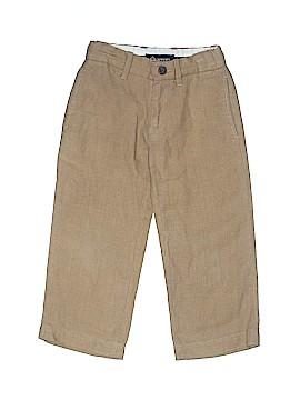 Crewcuts Linen Pants Size 3