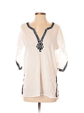 Subtle Luxury 3/4 Sleeve Blouse Size XS - Sm