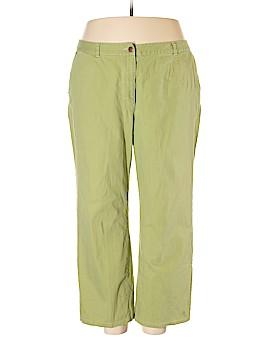 Sigrid Olsen Jeans Size 22W (Plus)