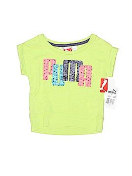Puma Short Sleeve T-Shirt Size 2T