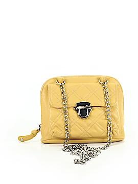 Audrey Brooke Leather Crossbody Bag One Size