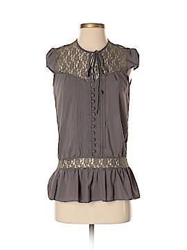 JULIE Short Sleeve Blouse Size S