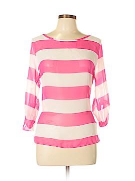 Rachel Kate 3/4 Sleeve Blouse Size L