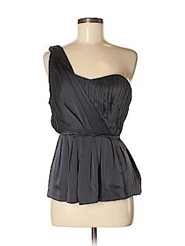 Club Monaco Sleeveless Silk Top Size 6