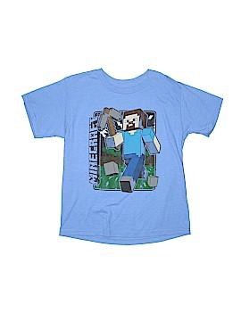 Mojang Short Sleeve T-Shirt Size L (Youth)