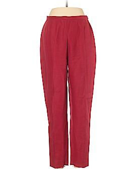 Max Mara Linen Pants Size 6
