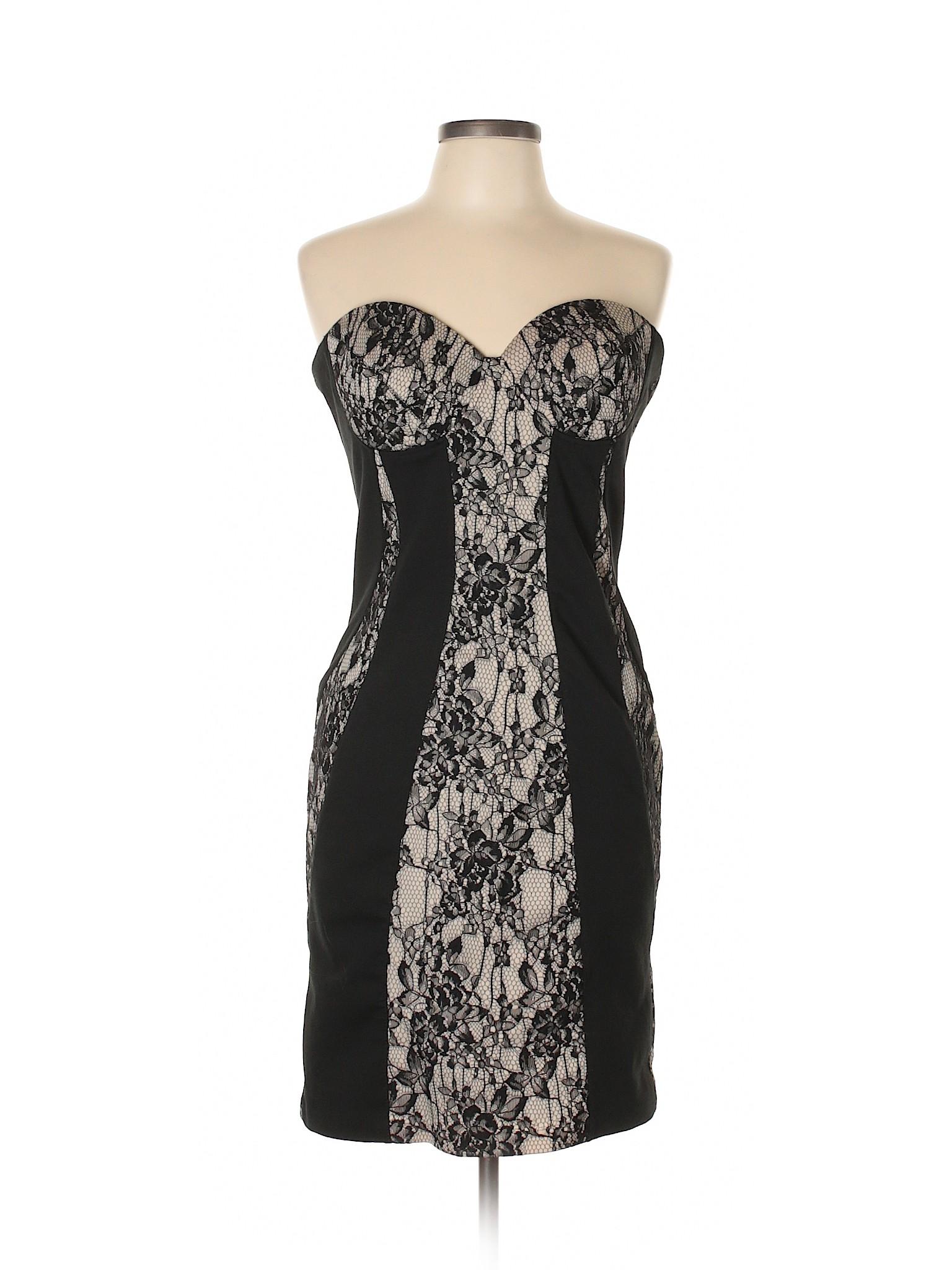 Kollection Boutique winter Dress Kardashian Cocktail SwzCOq0x
