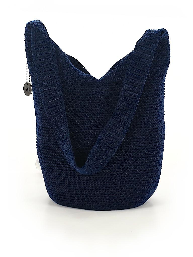 The Sak Solid Navy Blue Shoulder Bag One Size 84 Off Thredup