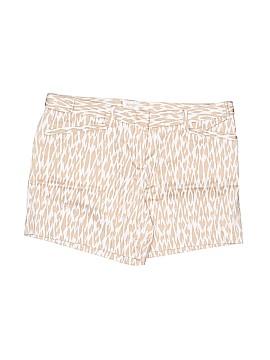 Laundry by Shelli Segal Khaki Shorts Size 4