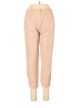 Banana Republic Leather Pants Size S