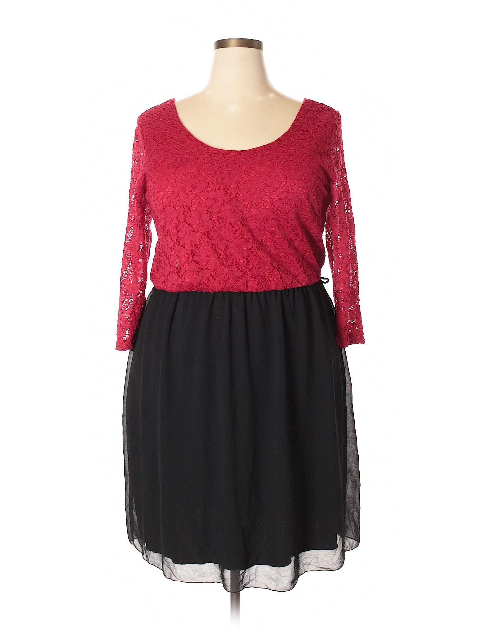 Dress winter Boutique TO FIGURE FASHION Casual 4BPqxa8w