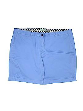 Boden Khaki Shorts Size 18 (Plus)