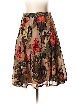 Burberry Silk Skirt Size 2