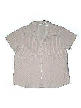 At Last Short Sleeve Blouse Size 18 - 20 (Plus)