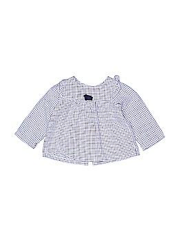 Marie Chantal Long Sleeve Blouse Size 6 mo