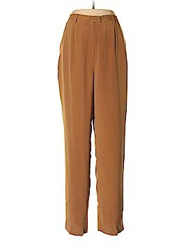 Katherine Kelly Collection Silk Pants Size 16