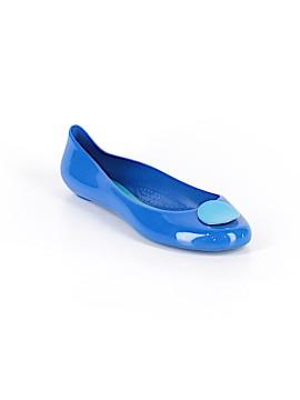 Oka B. Flats Size 10