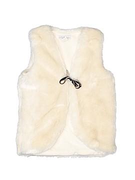 Baby & Child Faux Fur Vest Size 4-6