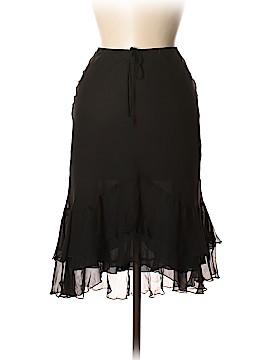 Betsey Johnson Silk Skirt Size 10