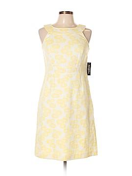 Peck & Peck Casual Dress Size 8 (Petite)