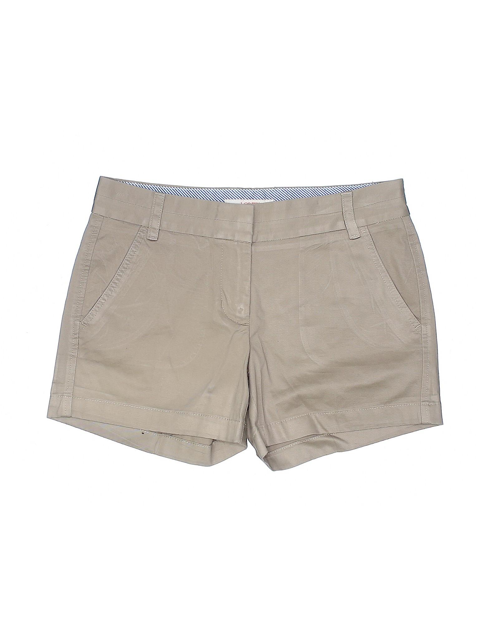 winter Shorts J Leisure Crew Khaki dwqdRC