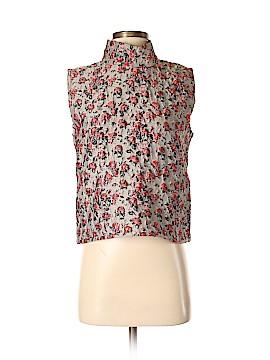 Ter Et Bantine Sleeveless Blouse Size 40 (IT)