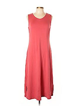 Liz Claiborne Casual Dress Size L (Plus)
