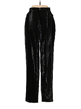 Versace Jeans Couture Velour Pants 33 Waist