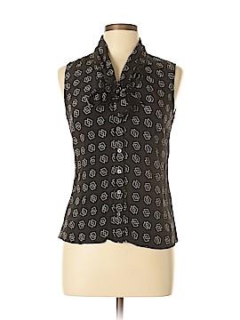 Ralph Lauren Sleeveless Silk Top Size 6