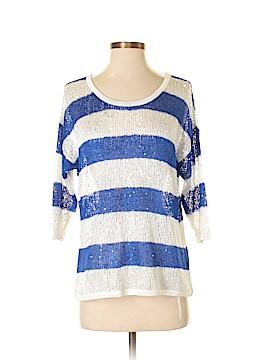 Boston Proper 3/4 Sleeve Top Size M