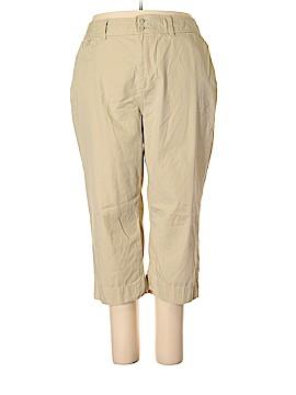 L.L.Bean Khakis Size 20 (Plus)