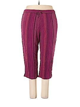 Avenue Studio Linen Pants Size 18/20 (Plus)