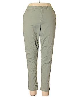 Bandolino Khakis Size 16