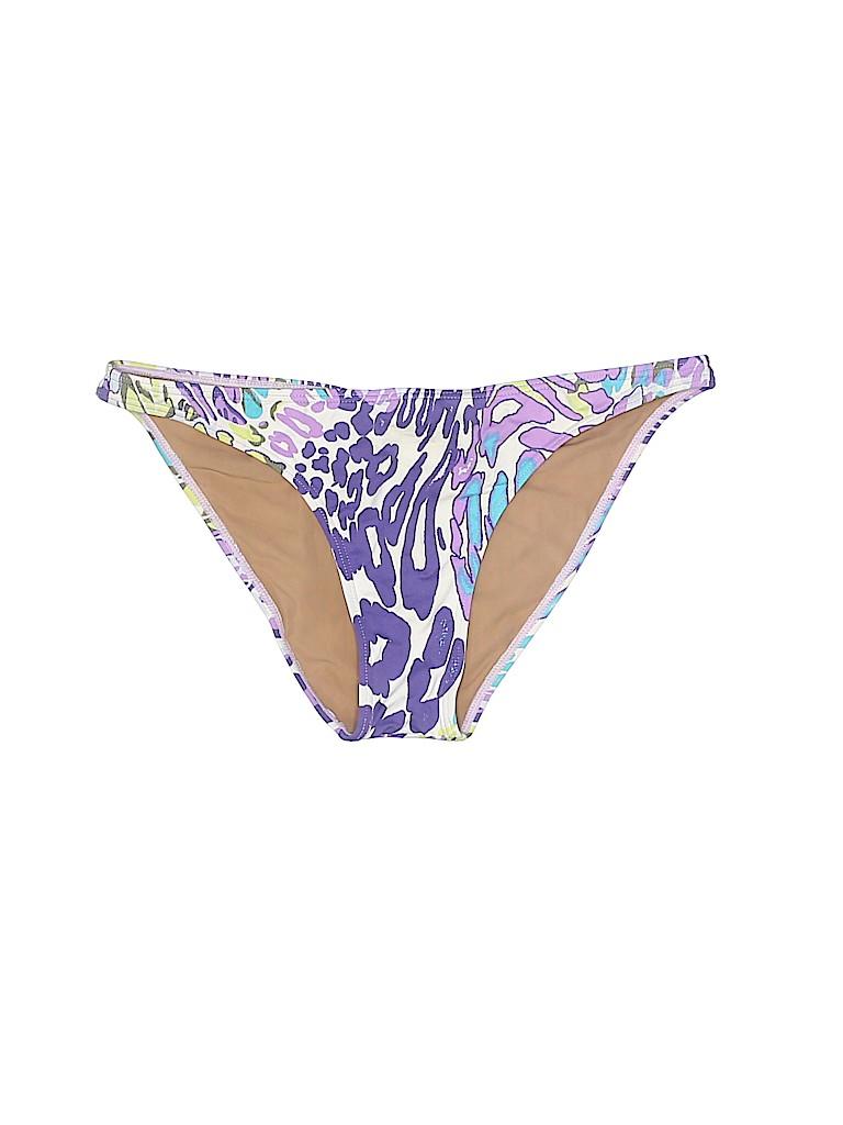 e1c4400c1c6d Cia.Maritima Animal Print Purple Swimsuit Bottoms Size M - 83% off ...