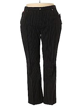 Chaps Casual Pants Size 20w (Plus)