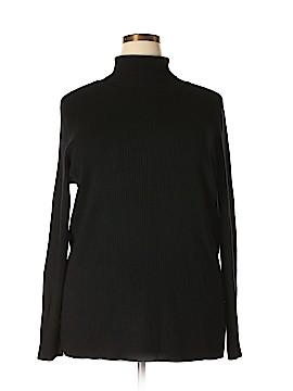 Ava & Viv Turtleneck Sweater Size 3X (Plus)
