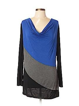 Ashley Stewart Long Sleeve Top Size 12